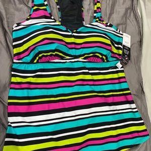 torrid Swim - New Torrid size 1x 3 pc torrid bikini tankini set